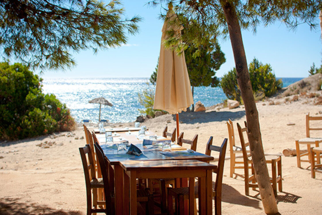 Ses Boques is zalig genieten van heerlijke visgerechten op een idyllische plek